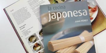 Chef Juan Perez Libro Japon